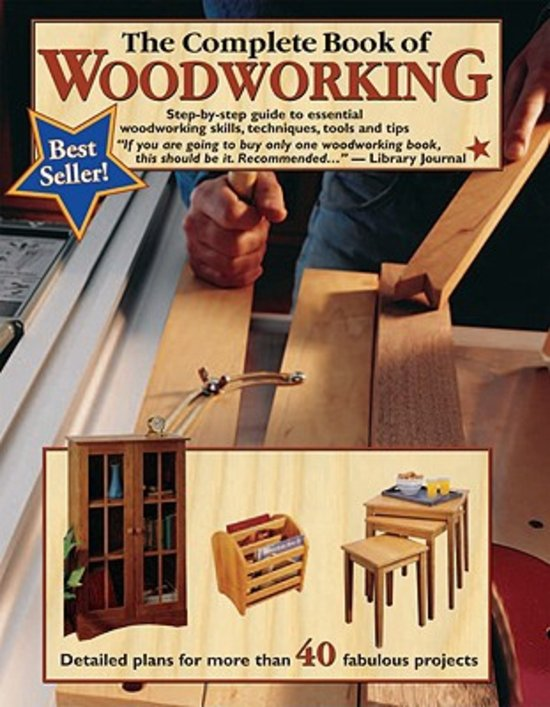 The complete book off woodworking