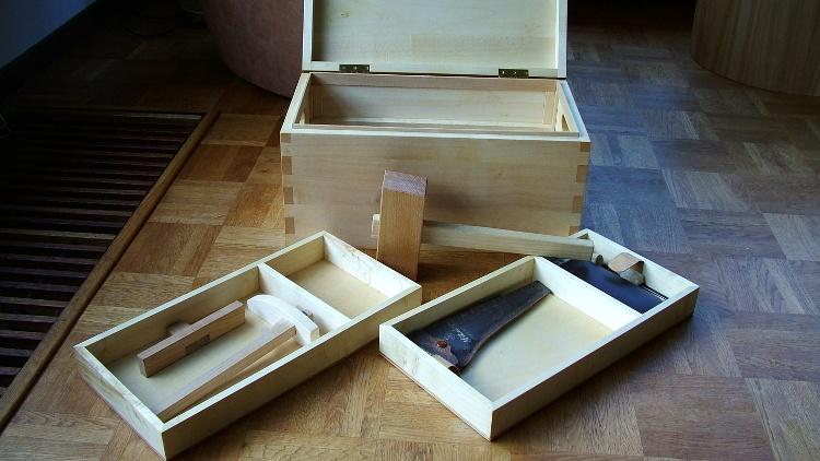 Workshop houtbewerken