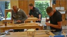 Meubelvormgeving praktijkopleiding meubelmaken