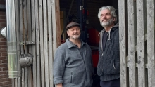 Erik Verkuil en Michel Sadon