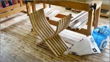 Praktijkopleiding tot zelfstandig meubelmaker