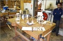 """Workshop """"Vormgeving voor meubelmakers"""""""